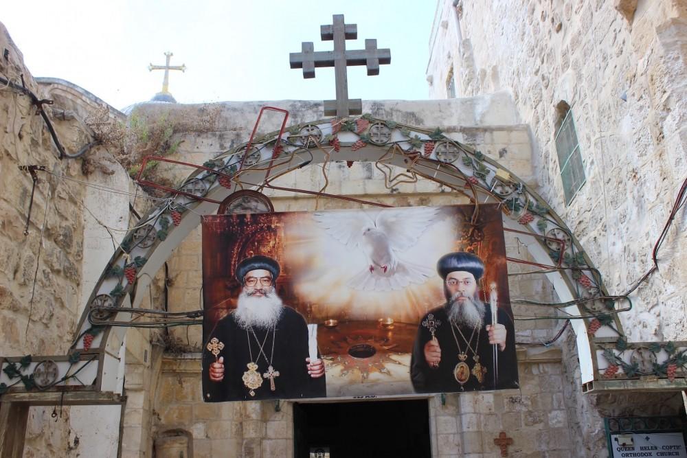 copts jerusalem
