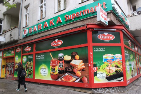 Baraka Supermarket