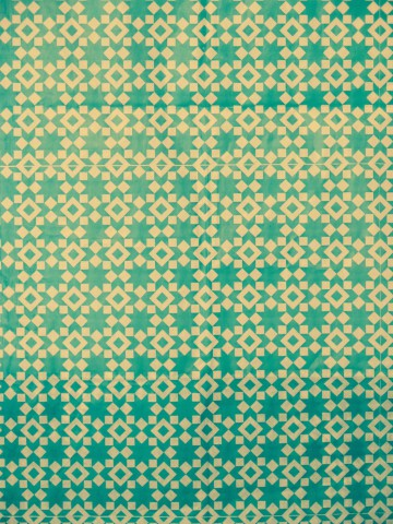 Ornamental wrapping paper by Lebanese designer