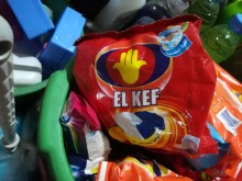 "Washing powder named after ""al-kaff"", the magic hand"