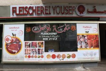 Butcher Yousef on Sonnenallee